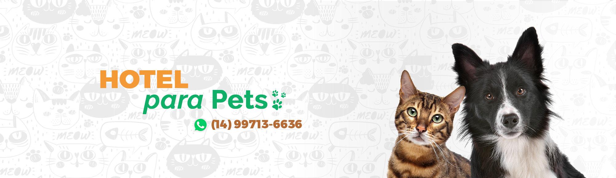 ProntoVet Bauru - Hotel para Pets